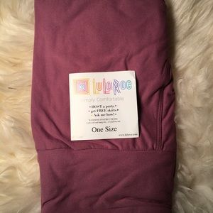 Lularoe leggings - light purple OS